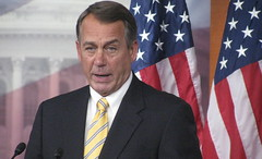 Boehner On Bush Tax Cuts