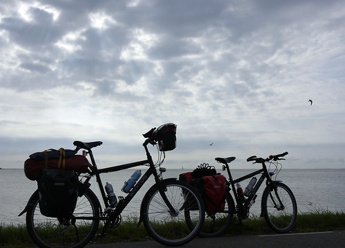 Santos Bikes by the IJsselmeer