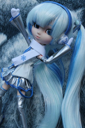 206/365 Snow Miku