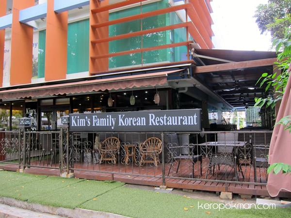Kim's Family Korean Restaurant @ West Coast CC