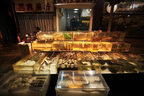 Lei Yue Mun fish market