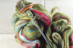 Spindle and Roving