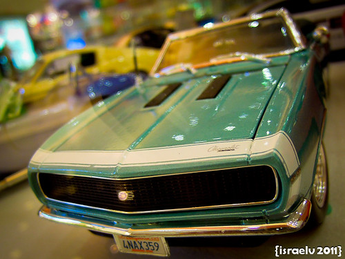 Chevrolet Camaro by israelv