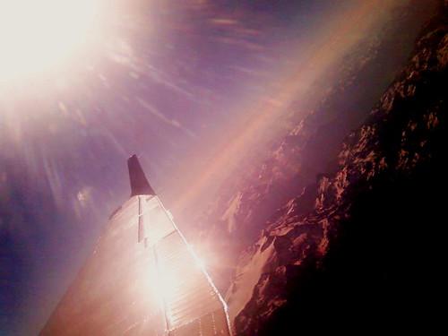 Low-flying Plane by Karyn Ellis