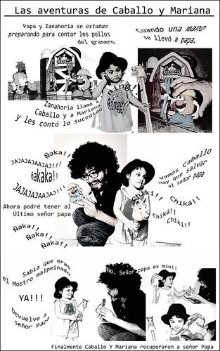 Las Aventuras de Caballo y Mariana