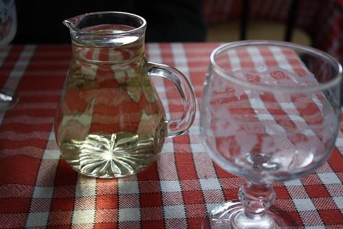 Riesling wine Bacharach, Germany