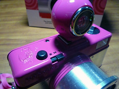 Pink Fisheye No. 2 006
