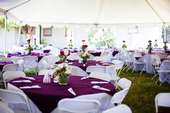 Pre Wedding Tent