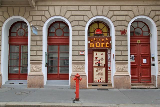 Akadémia utca, Budapest, Hongrie
