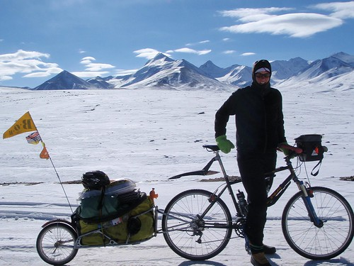 Cycling The Pamir Highway In November