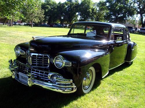 1948 Lincoln Continental Mark II V12