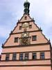 Rothenburg ob der Tauber -  Ratstrinkstube, Fassade    - 63 a by roba66