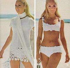 DIY 1970s Crochet