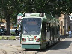 ATAC Socimi Class 9000 tram no. 9022, Porta Ma...