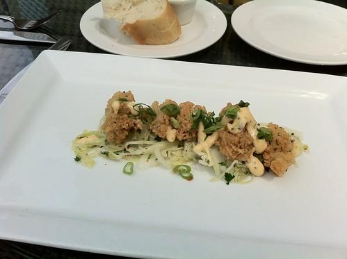 McCormick & Schmick's Crispy Buttermilk Fried Oysters