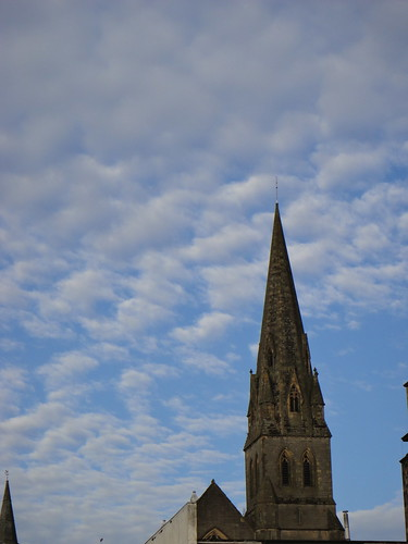 cloudy heavens