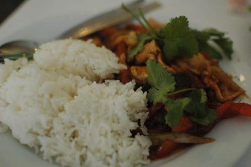 Chicken lemongrass & chilli