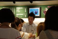 HONEY CAFE店内