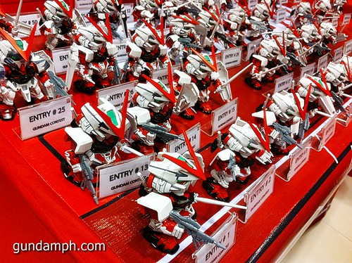 Toy Kingdom Gundam Modelling Contest Awarding Ceremony July 2011 (8)