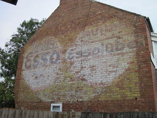 Esso Ghostsign, Middlesbrough