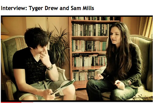 Tyger Drew and Sam Mills, ABBA festival