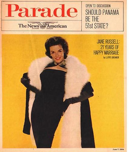 jane Russell 1964  (June 21, 1921 – February 28, 2011).