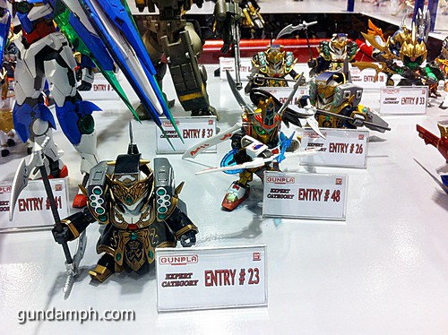 Additional Entries for Toy Kingdom SM Megamall Gundam Modelling Contest Exhibit Bankee July 2011 (34)