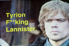 Tyrion F**king Lannister