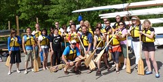 Gov team photo 2 @ Calgary Dragon Boat Race & Festival 2011