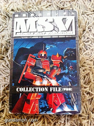 GN Sefer Animerica Gundam Official Guide MSV Collection (8)