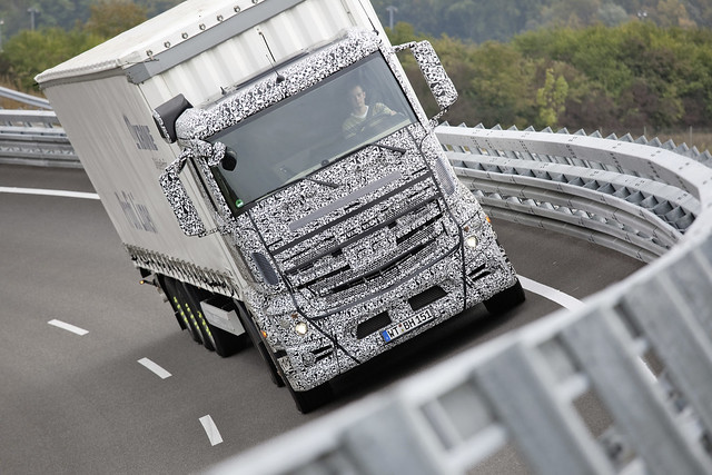 New Actros Press Photos (14)