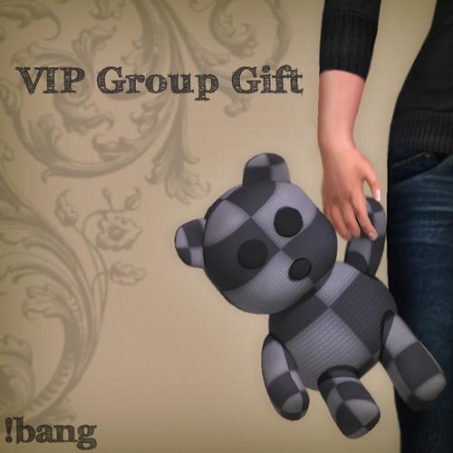 !bang - VIP Gift ad