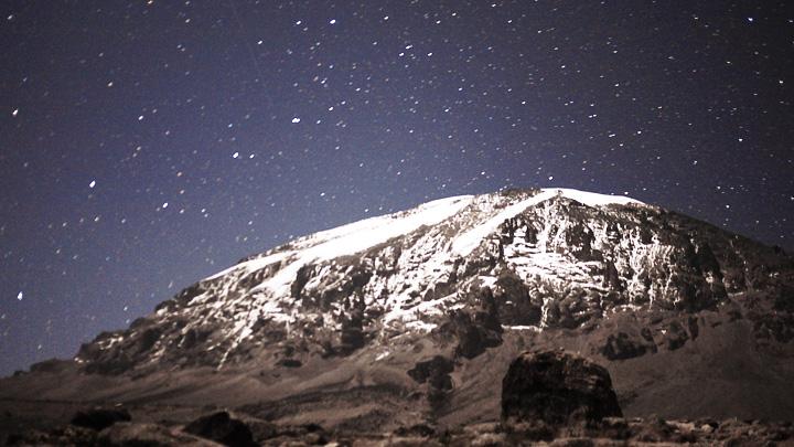 Karanga Camp @ Kilimanjaro