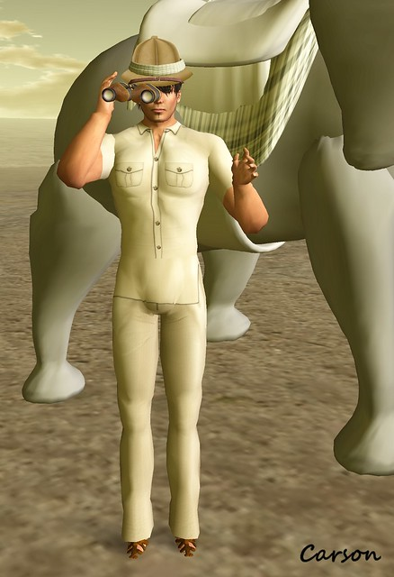 Evaki - Safari Time  Pants