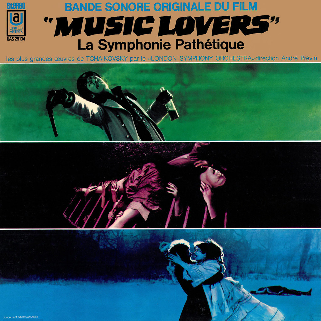 Andre Previn - The Music Lovers