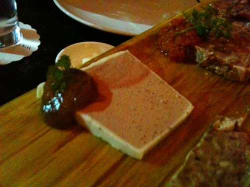Chicken Liver & Foie Gras Mousse