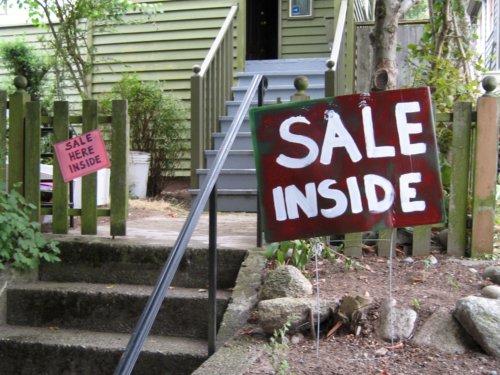 Sale Inside