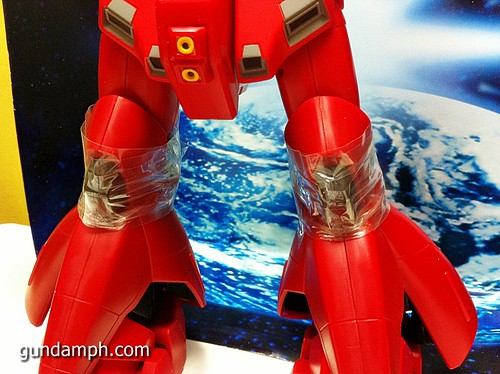 MSIA DX Sazabi 12 inch model (12)