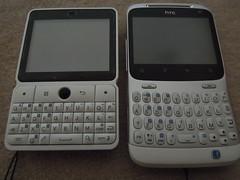 Huawei U8300 & HTC ChaCha