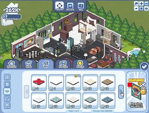 Games.com - A Sims Social Interview and Video