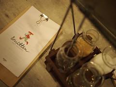 Menu, Smitten Coffee & Tea Bar