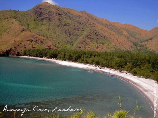 Anawanging Cove, Zambales