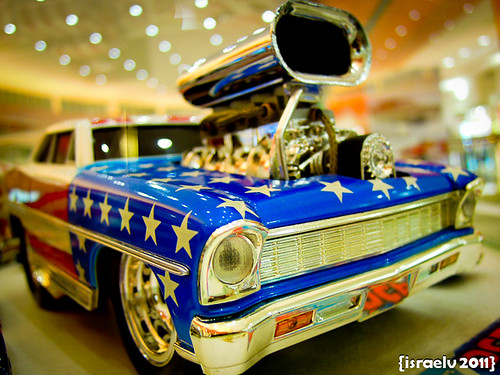 All-American Muscle Car by israelv