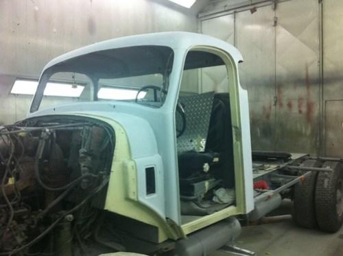 Volvo vrachtwagen