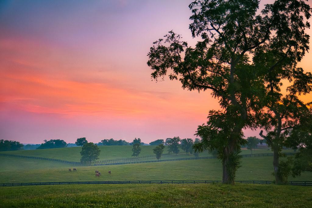 Kentucky Sunset