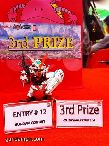 Free SD Astray Red Frame at TK Gundam Detailing Contest Caravan (23)