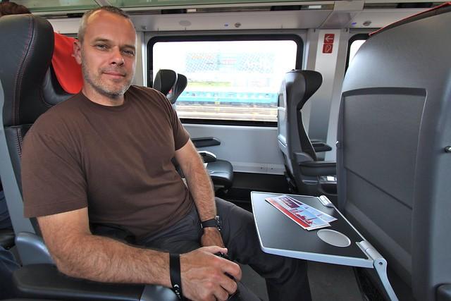 Train jusqu'à Vienne, Budapest, Hongrie