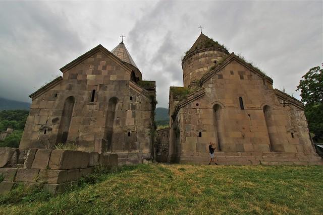 Monastère Gochavank, Arménie