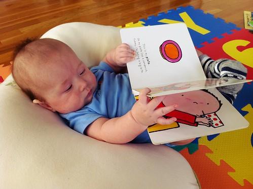 Miles reading