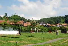 Parque Museo de Xabier Santxotena en Bozate, Arizkun